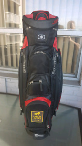 Ogio and Callaway golf bags