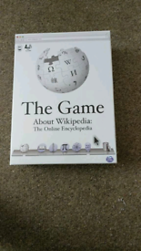 The Game: about wikipedia