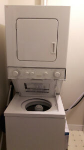 Apartment washer & dryer/ & furniture