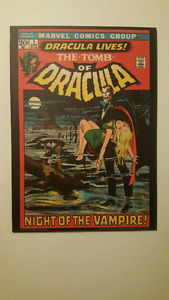 The Tomb Of Dracula!!