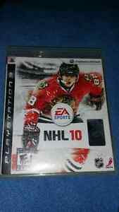 NHL 10 & MADDEN NFL 07 - PS3