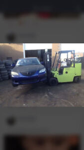 Finest Junk car Removal $$Highest CA$H paid on the SPOT