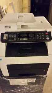 Brother MFC 9125 All in one color laser printer