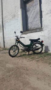 1978 Puch Moped