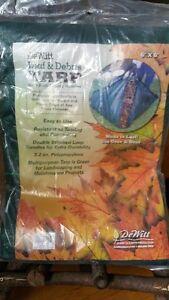 Yard Waste Tarp (Large) - - NEW