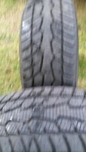 "Pair of 205/60/16"" Winter tires,Lots of tread"