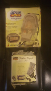 2 Jolly Jumper Stroller/Playpen Nets  $4