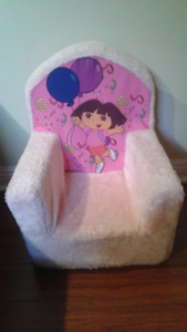 Toddlers Dora chair