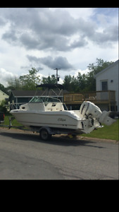 2011 - 1805 Striper Low Hours