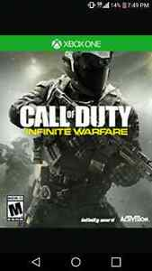 Im looking for the new call of duty