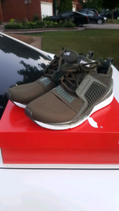 PUMA SHOES-ARMY GREEN- BRAND NEW -$160