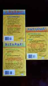 Three Scholastic Ripley's Believe It or Not books  Peterborough Peterborough Area image 2