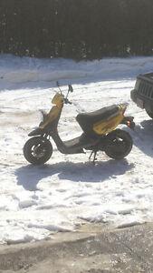 Scooter bws 17300kilo