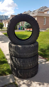 Mickey Thompson Baja ATZ's 35x 12.50x 20 Load E