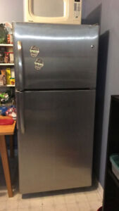 Fridge (Stainless Steel)