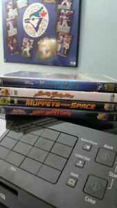 THE MUPPETS 4 MOVIE COLLECTION  ON DVD