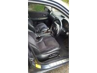 Lexus is200 full interior black half leather heated 98-05 breaking spares is 200 is300 altezza