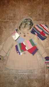 Manteau mexx hiver 12/18 mois