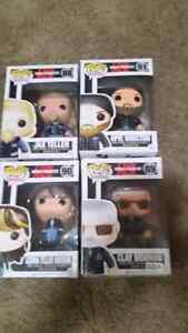 Full set of sons of anarchy funko pop Cambridge Kitchener Area image 2