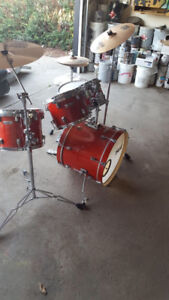Semi Pro Drum Kit