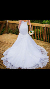 "Maggie Sottero ""Marianne"" wedding dress"
