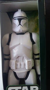 STAR WARS-figurines 12 pouces CLONE TROOPERS