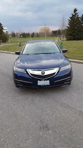 LIKE NEW 2015 Acura TLX Tech-Navi 2.4L - REAL LOW KMS -25108