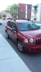 Jeep compass North édition