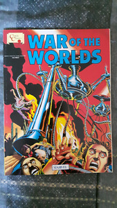 Marvel War Of The Worlds 1976 & Eschatus:Prophecies from Nostrad