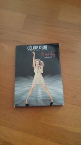 Coffret DVD Céline Dion - A new day - Spectacle Las-Vegas