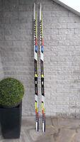 Ski de fond Salomon Equipe 10 style classique
