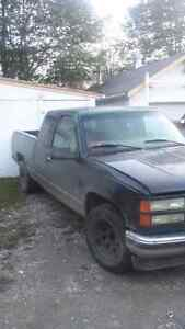 97 GMC for Parts or Fix.. $700 o.b.o