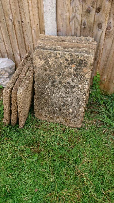 Garden slabs | in Luton, Bedfordshire | Gumtree