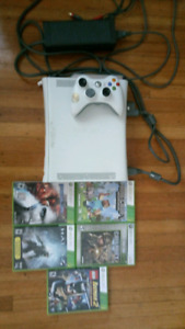 Xbox 360 and games, Negotiable Price