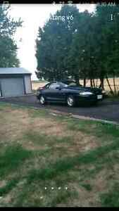 1995 ford Mustang 1200 obo or trade.
