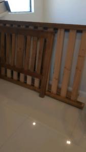 King Single Bed Frame