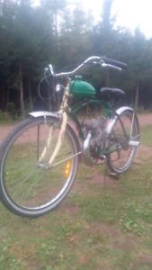 Trade 66cc Motorized Bicycle