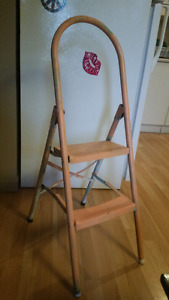 Collapsible Step stool ladder