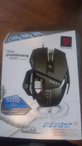 Cyborg RAT 5 Gaming Mouse
