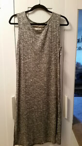 dress with slots up both sides