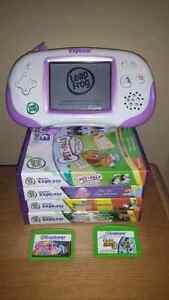 Leapster leap frog and games Kitchener / Waterloo Kitchener Area image 1