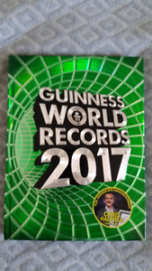 Guinnes book of World Records 2017