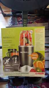 Nutri Bullet - New, in its unopened box!