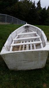 8' Wooden Pond Boat St. John's Newfoundland image 5