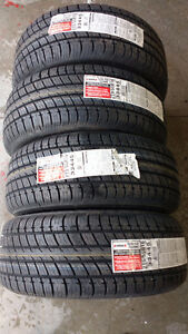 4 - 215/55R16 Uniroyal Tiger Paw Touring Brand New Tires
