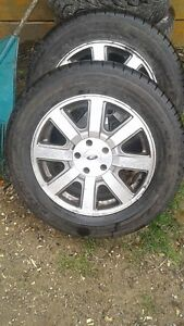 tires and rims 400 obo