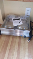 Reduced Price $25.00  New Buffet Server and Warming Tray