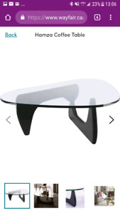 Glass Coffee Table - Modern / Contemporary