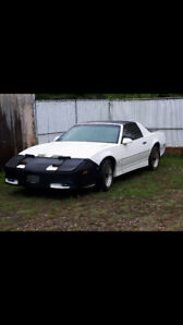 1988 Firebird Trans Am 5.0 fuel injection
