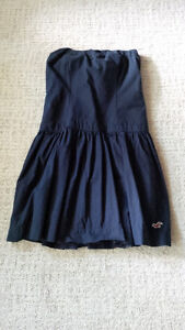 Holister blue dress